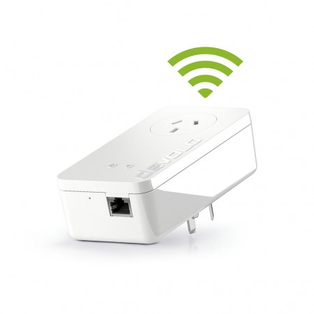 ADAPTADOR DLAN HASTA 500MBPS SINGLE